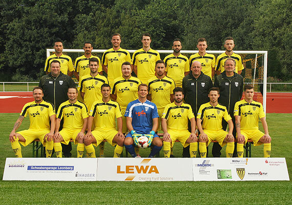 LEWA is supporting regional sporting teams